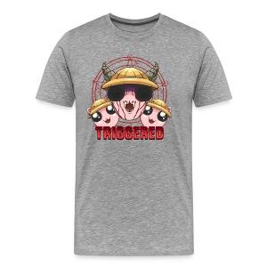 DUUMB Triggered Shirt - Men's Premium T-Shirt