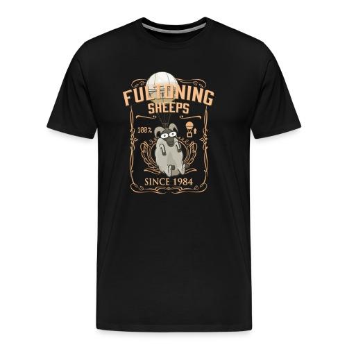 MGS V Parody Fultoning Shirt - Men's Premium T-Shirt