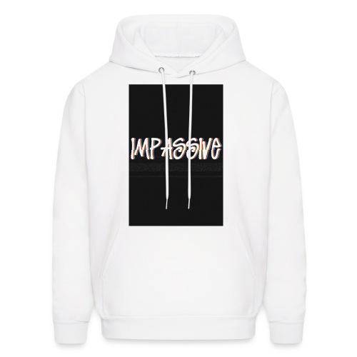 impassive vhs hoodie - Men's Hoodie