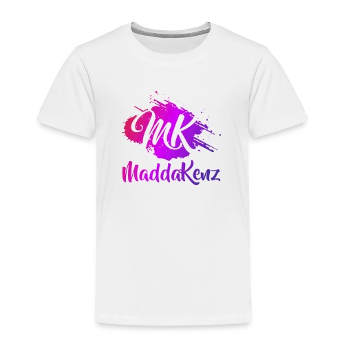 Maddakenz Shirt - Toddler Premium T-Shirt