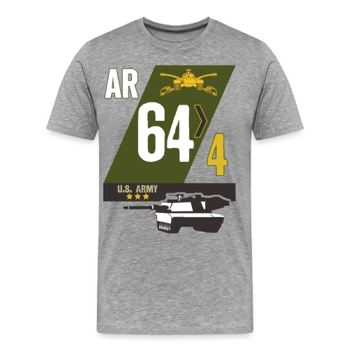 4-64 Armor - Men's Premium T-Shirt