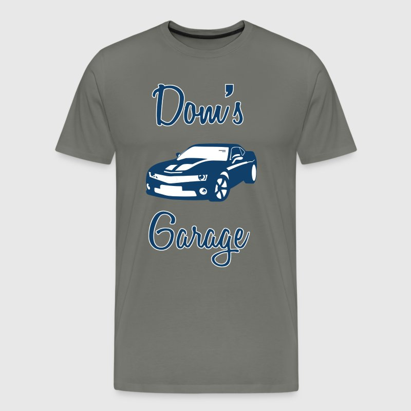 Dom 39 S Garage The Fast And The Furious T Shirt Spreadshirt