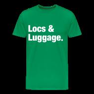 T-Shirts ~ Men's Premium T-Shirt ~ Locs & Luggage