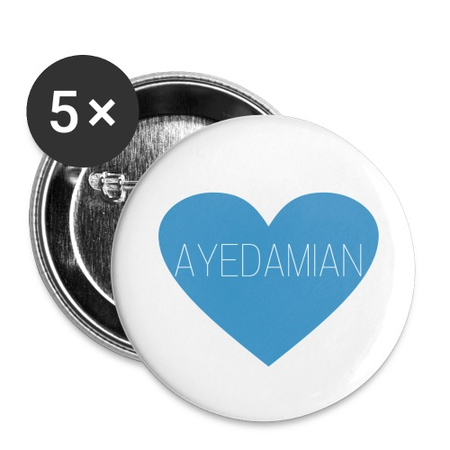 ayedamian buttons - Large Buttons