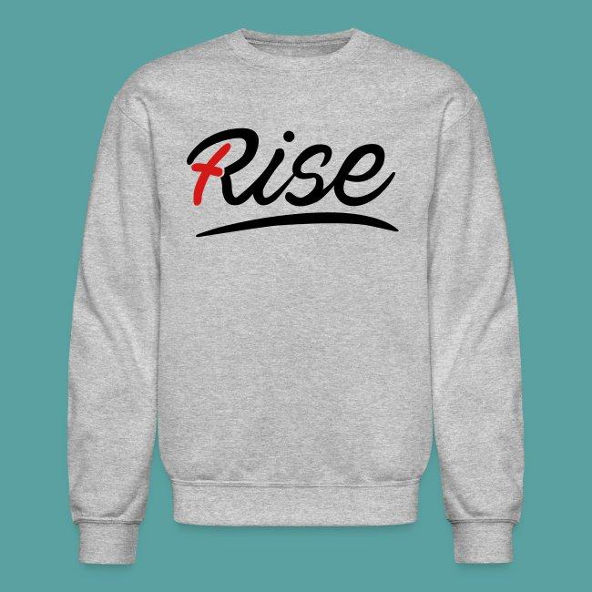 Rise Red Crewneck
