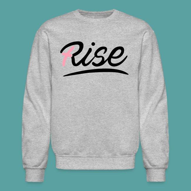 Rise Pink Crewneck