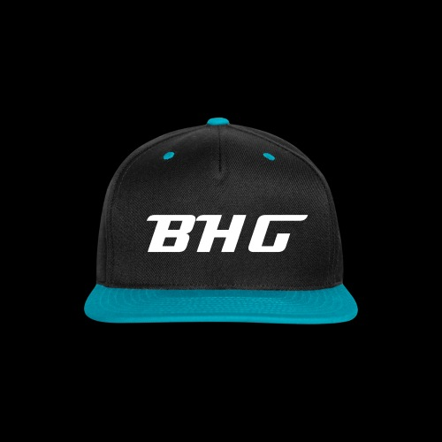 BHG Snapback Hat - Snap-back Baseball Cap