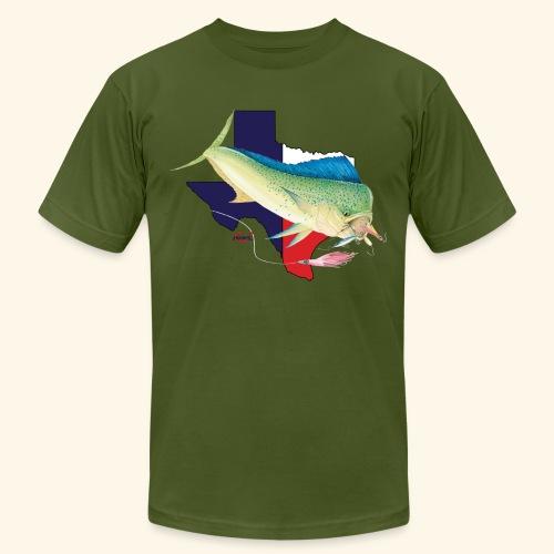 Hookat Texas Dorado - Men's  Jersey T-Shirt