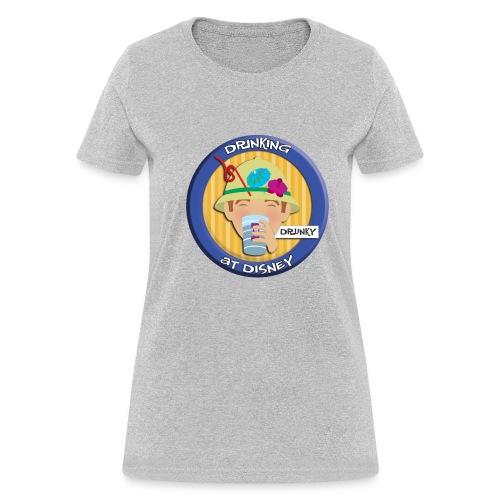 Drunky Womens Tee Shirt - Women's T-Shirt