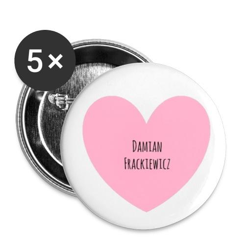 damian frackiewicz heart buttons - Small Buttons