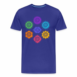 Chakras - Men's Premium T-Shirt