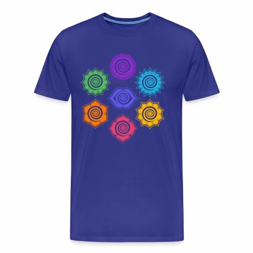 Chakras - Men's Premium T-Shirt