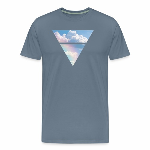 Clouds - Men's Premium T-Shirt