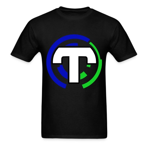 TOMmorrow Logo - Men's T-Shirt