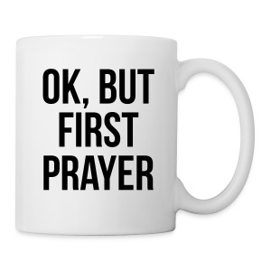 PRAYER COFFEE MUG - Coffee/Tea Mug