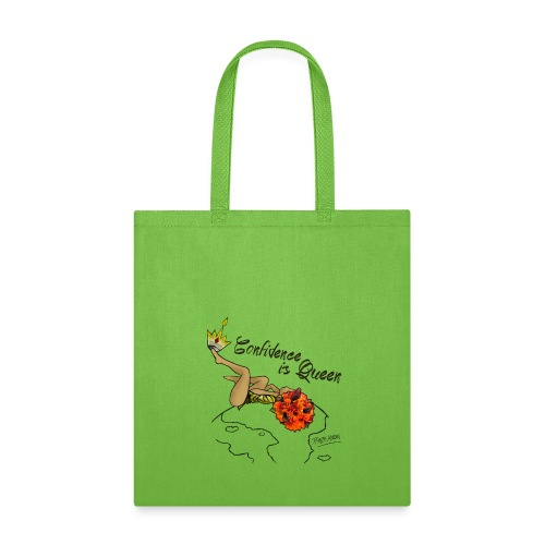 Confidence Queen Tote  - Tote Bag