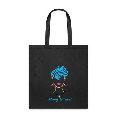 Totally Twisted Tote  - Tote Bag