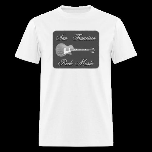 san francisco rock  - Men's T-Shirt