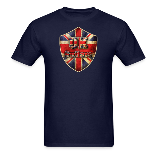 cool uk guitars - Men's T-Shirt