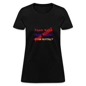 Teams womens - Women's T-Shirt
