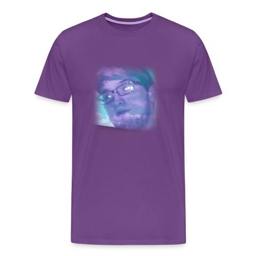 Men's Premium Purple - Men's Premium T-Shirt