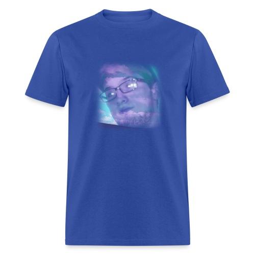 Men's Blue - Men's T-Shirt