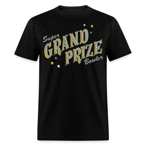 Super Grand Prize Bowler - Men's T-Shirt