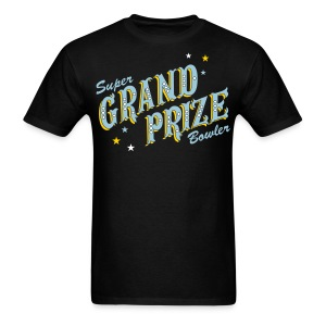 Super Grand Prize Bowler - Men's T-Shirt
