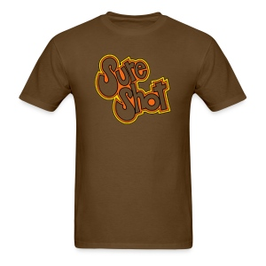 Sure Shot - Men's T-Shirt