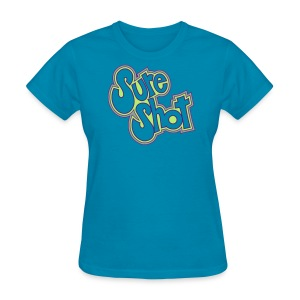 Sure Shot - Women's T-Shirt