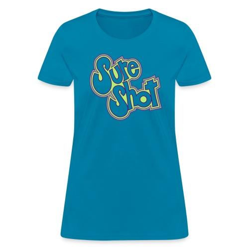 Sure Shot - Women's T-Shirt