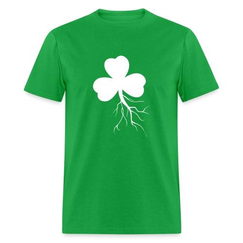 Irish Roots - Men's T-Shirt