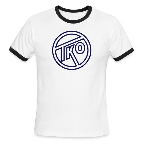TKO - Men's Ringer T-Shirt