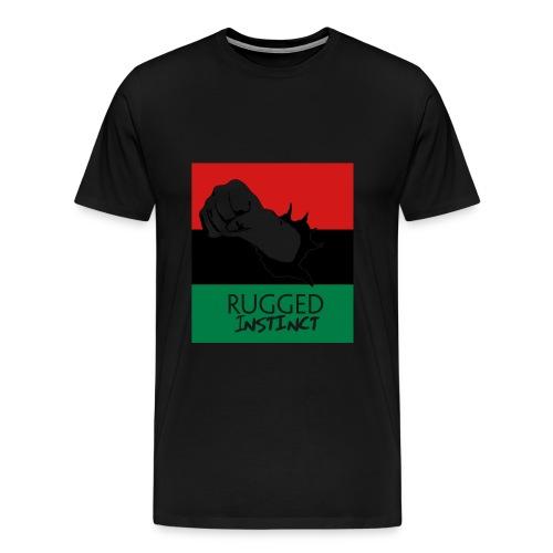 Men's Rugged Instinct Tee - Men's Premium T-Shirt