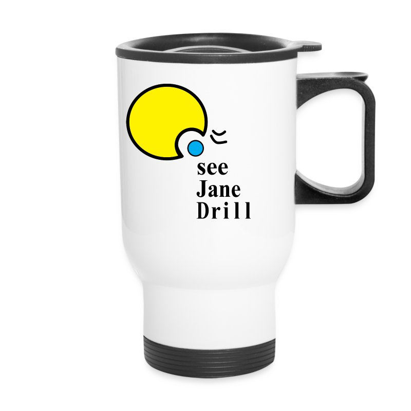 logo_snapshot - Travel Mug