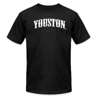 T-Shirts ~ Men's T-Shirt by American Apparel ~ YOUSTON