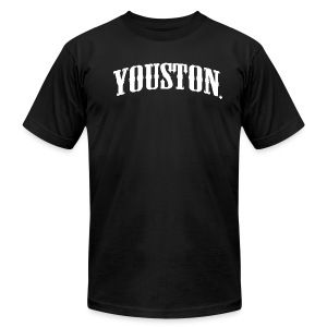 YOUSTON - Men's T-Shirt by American Apparel