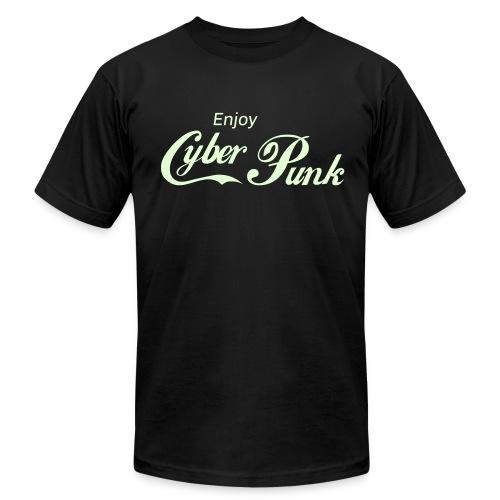 Enjoy Cyberpunk™ - Men's Fine Jersey T-Shirt