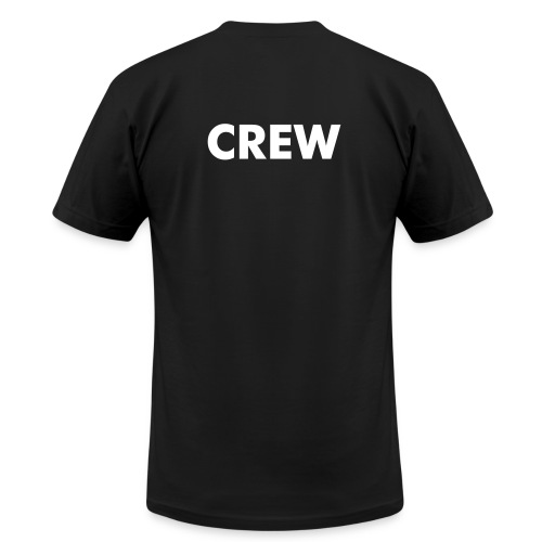 The Safehouse Project Original FILM CREW Tee AMERICAN APPAREL - Men's Fine Jersey T-Shirt