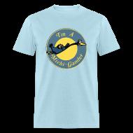 T-Shirts ~ Men's T-Shirt ~ I'm a Michigander