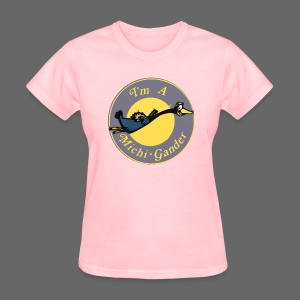 I'm a Michigander - Women's T-Shirt