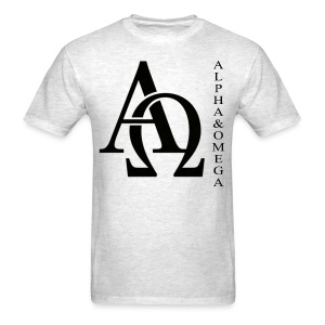 Alpha and Omega Collection - Men's T-Shirt