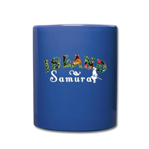 Samurai Mug - Full Color Mug