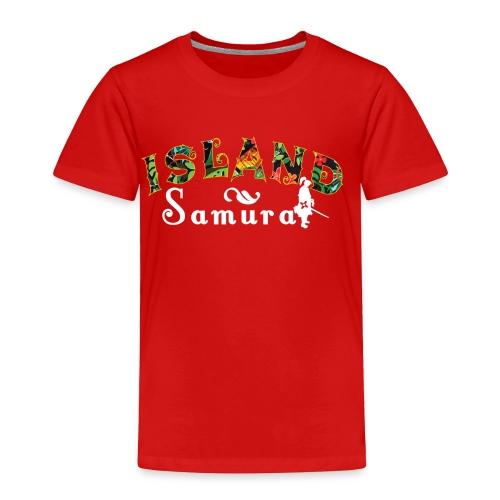 Samurai Island - Toddler Premium T-Shirt