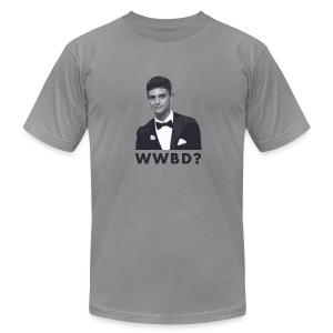 What Would Brian Do? Premium Shirt - Men's Fine Jersey T-Shirt