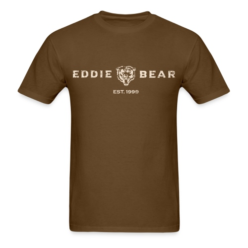 Eddie Bear Cheap Shirt - Men's T-Shirt