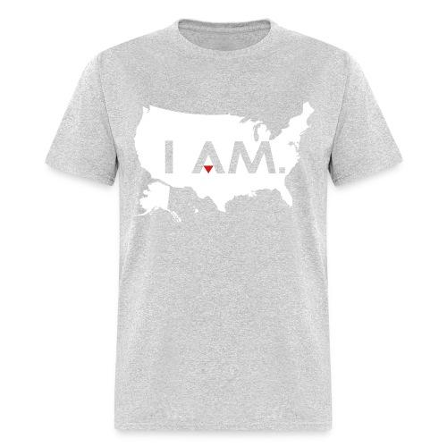 I AM Amreica - Men's T-Shirt