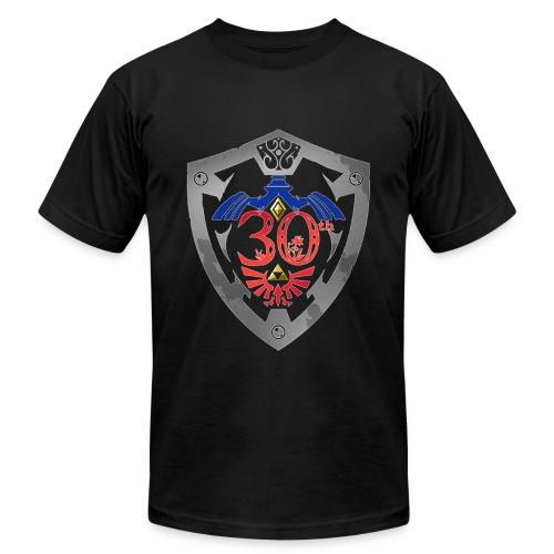 Zelda 30th Anniversary T-Shirt Mens - Men's Fine Jersey T-Shirt