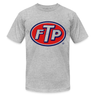 T-Shirts ~ Men's T-Shirt by American Apparel ~ FTP