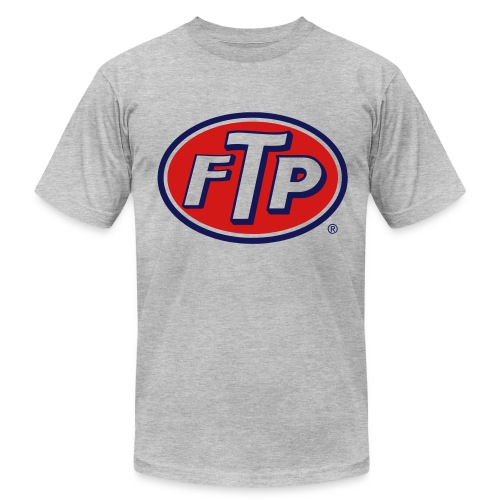 FTP - Men's T-Shirt by American Apparel